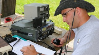 Field-Day, avagy a nomád rádiózás hétvégéje