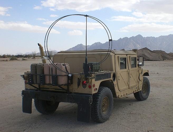 Hordozható NVIS antenna? Simán!