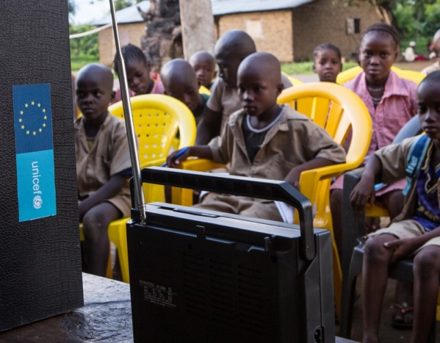 A rádiózás szerepére figyelmeztet az UNESCO