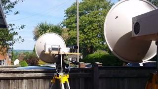Új 122 és 241 GHz-es távolsági rekord született
