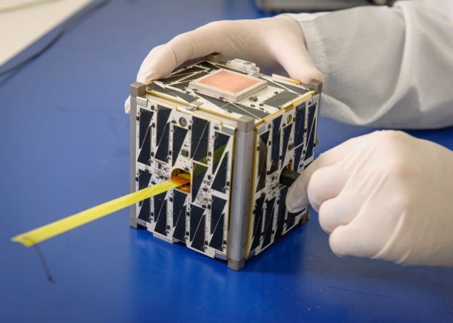 Újabb magyar műhold állhat pályára jövőre