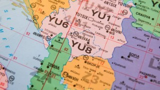 Koszovó átírta a DXCC-térképeket