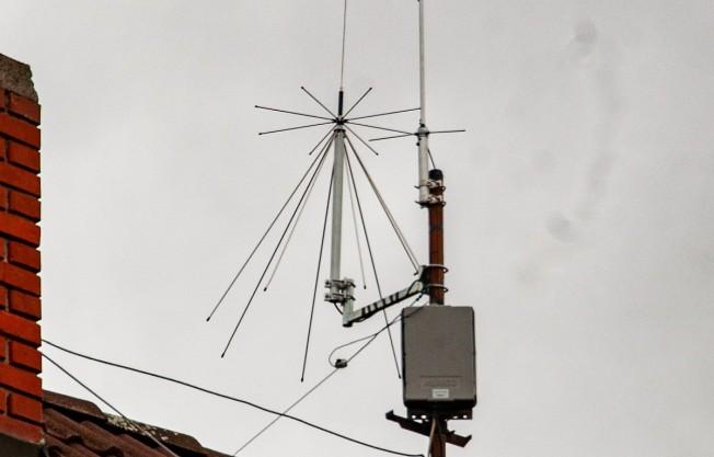 Széles sávban: antennát a vevőhöz