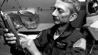 Így emlékeztek az első rádióamatőr asztronautára