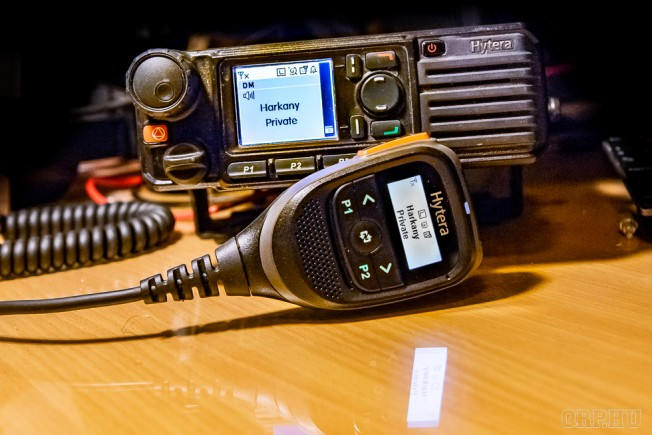 Zajcsillapítás és LCD-s mikrofon az MD785-re