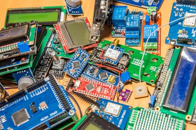 Arduinoról kezdőknek – 1. rész, az alaplap