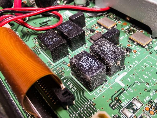Javítható típushiba kíséri végig a Kenwood TM-D710 sorozatát