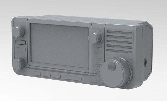 IC-705 3D ábra
